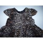 86-os leopárdmintás tündéri kislány ruha