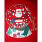 92-es különleges karácsonyi felső - új