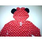 122/128-as Disney Minnie puha plüss kezeslábas, overál, jelmez