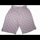 74-es rózsaszín pamut rövidnadrág