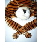 Tigris - puha sapka, jelmez kiegészítő ~4-7 év ELKELT