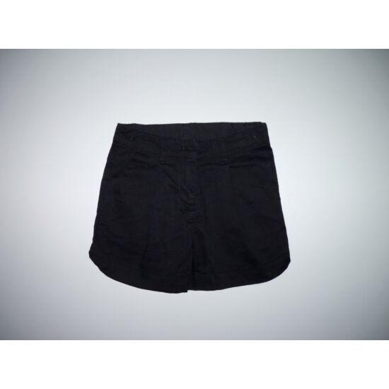 104-es Next fekete kislány alkalmi rövidnadrág
