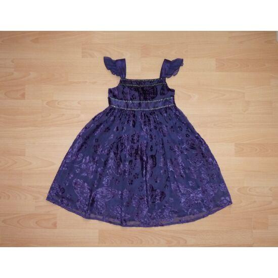 122-es gyönyörű, csajos, lila alkalmi ruha