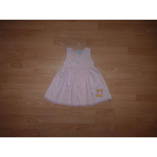 80-as gyönyörű, rózsaszín Disney Micimackós ruha