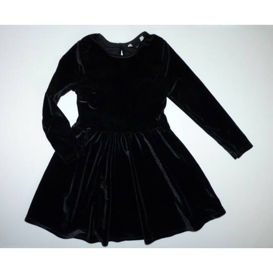 e25de063c4 98/104-es gyönyörű tükörbársony alkalmi ruha - Szoknyák, ruhák ...