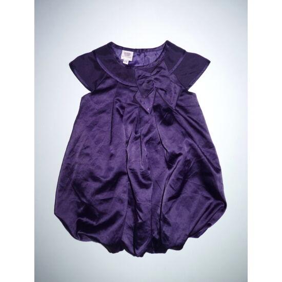 80-as gyönyörű lila alkalmi puffos ruha