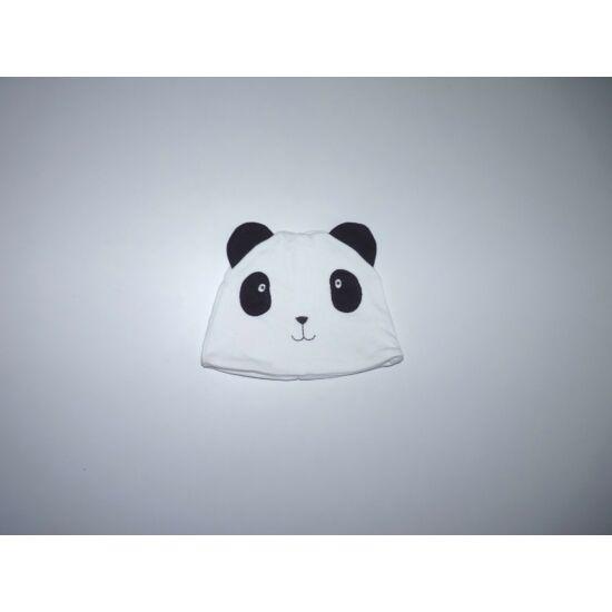 Next tündéri pandás újszülött pamut sapka