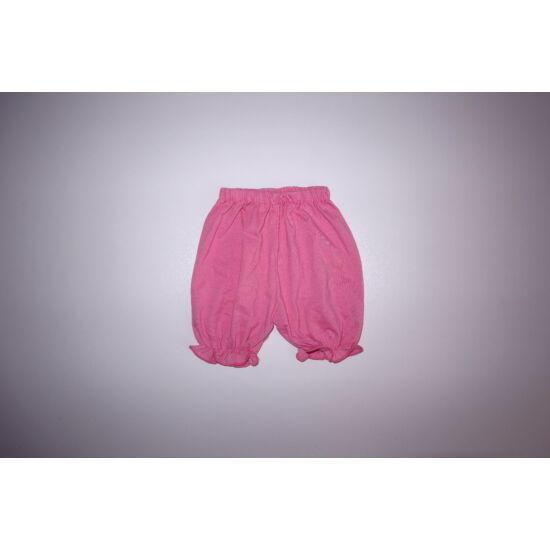 ~74-es puha, rózsaszín puffos alsó