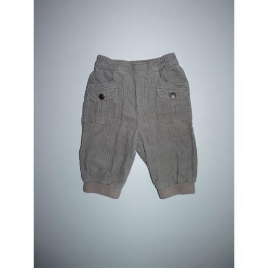 68-as puha, kényelmes bélelt nadrág