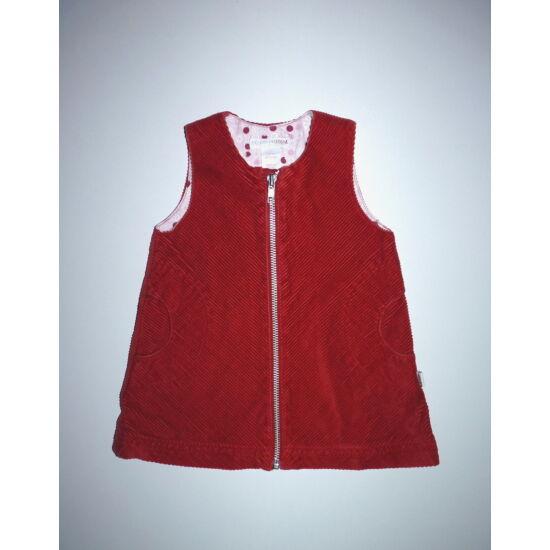 68-as H&M tündéri kordbársony ruha