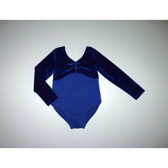 104-es kék strasszos csodaszép tornadressz