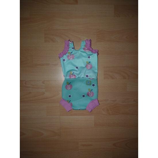 68-as UV szűrős fürdőruha neoprén úszópelus résszel