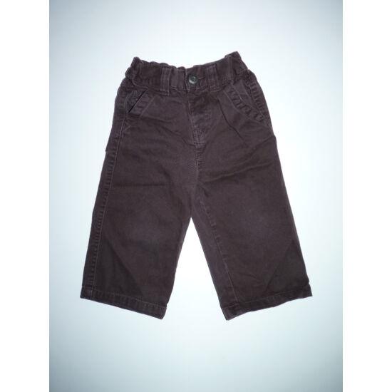 80/86-os George szuper barna nadrág
