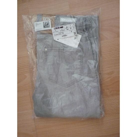 170-es H&M Skinny Fit szürke farmernadrág - új