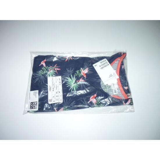 98/104-es H&M pamut ujjatlan felső szoknyával - új