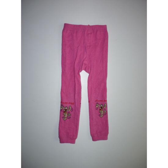 1-3 év kislány kutyás leggings, cicanadrág