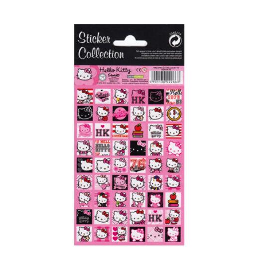 Hello Kitty matrcia szett - 54 db