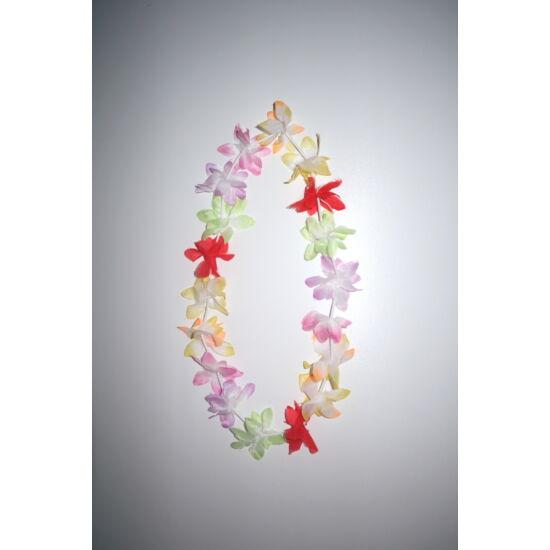 Hawaii virágfüzér - jelmez kiegészítő