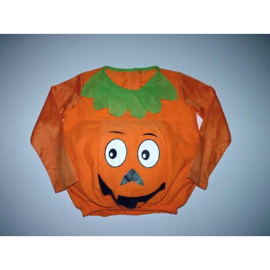 ~104-es hastömött vagány tök jelmez Halloween kiegészítő
