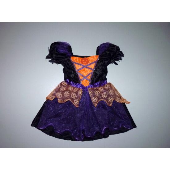92-es csodaszép boszorkány jelmez, Halloween ruha ELKELT