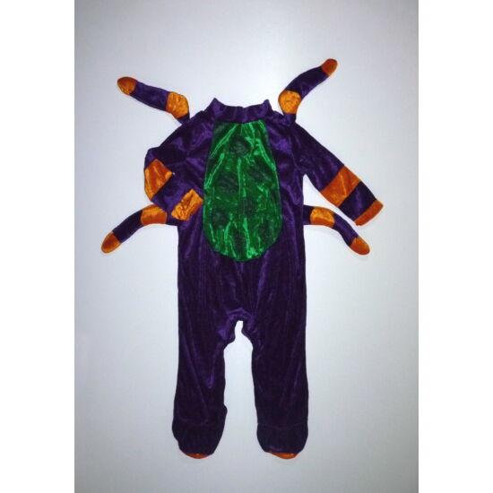 86-os tündéri Halloween pók jelmez