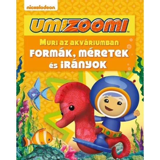 Umizoomi: muri az akváriumban - formák, méretek és irányok