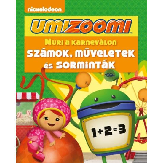Umizoomi: muri a karneválon - számok, műveletek és sorminták