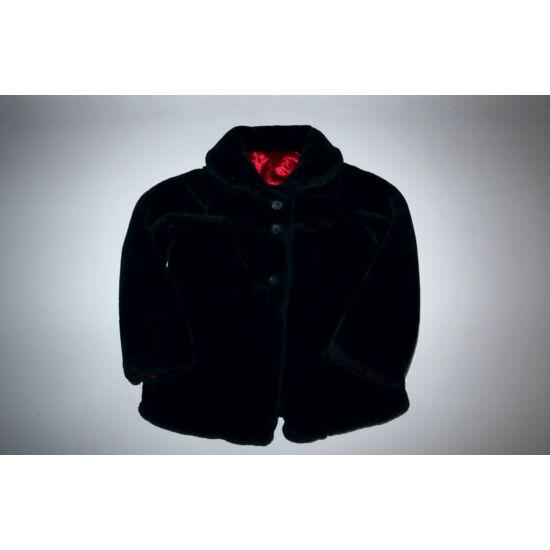 128-as pihe-puha műszőrme dzseki, kabát