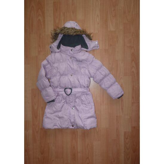 122-es DopoDopo csinos, lila átmeneti kabát