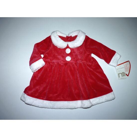 62-es karácsonyi Mikulás, Télanyó ruha, tunika - új