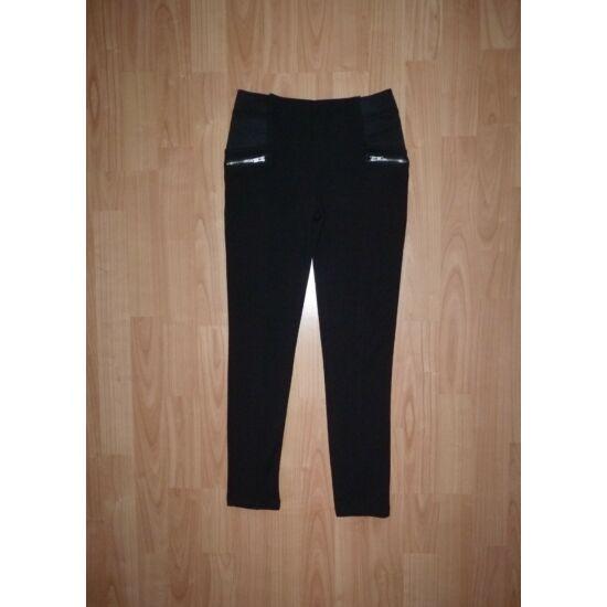 134-es YD csinos, fekete különleges leggings