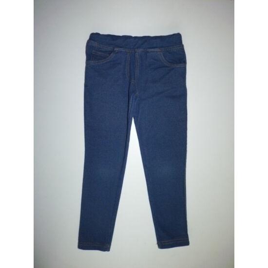 ~104/110-es farmer hatású leggings