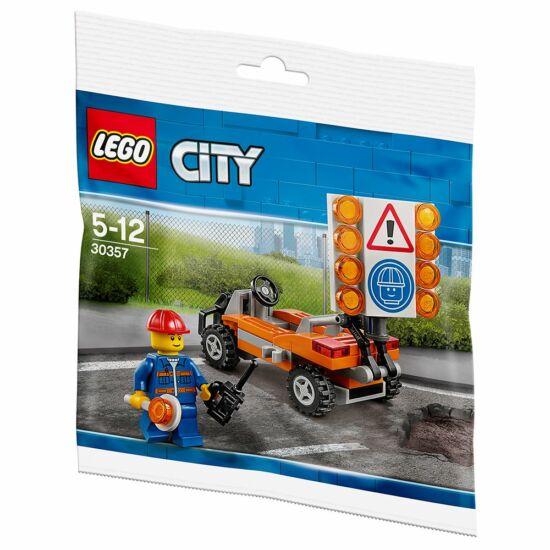 Lego City 30357 - Útépítő munkás polybag