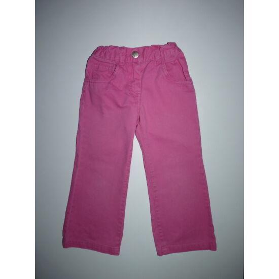 98-as rózsaszín kislány nadrág
