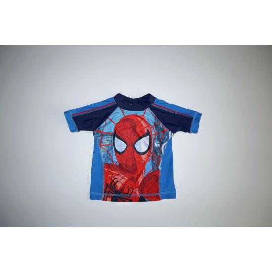 80/86-os Marvel Spiderman - Pókember UV szűrős napvédő felső