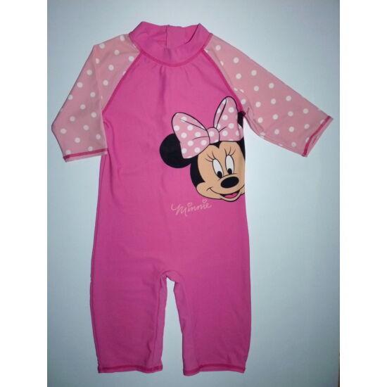116-os Disney Minnie napvédő szörfruha, strand ruha - UPF 50+
