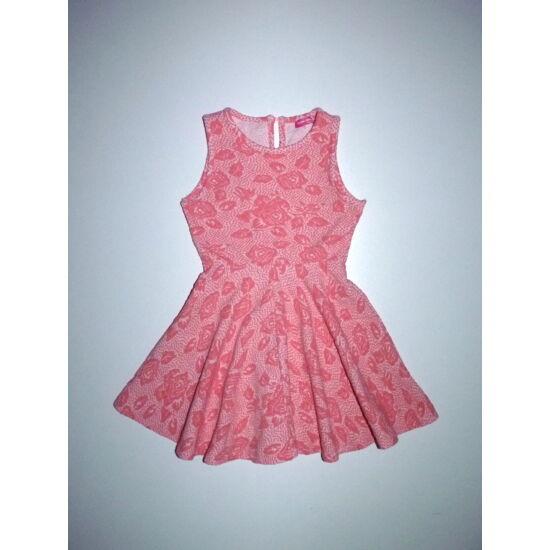 116-os virágos, nyári peplum ruha