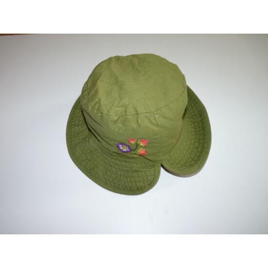 Kétoldalú, tündéri kislány kalap nyárra ~3-5 év