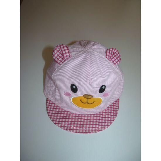 Tündéri csajos macis nyári kalap