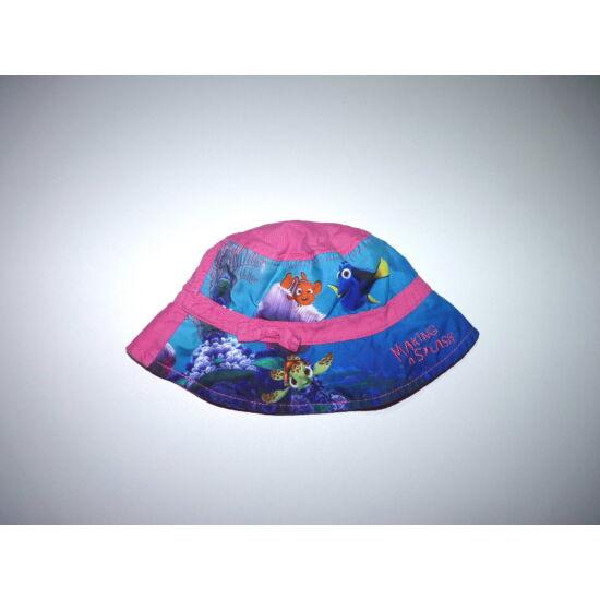 Némó és Szenilla mintás nyári kislány kalap ~ 3-4 év