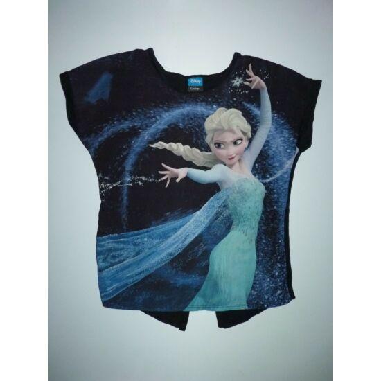 134/140-es Disney Frozen csinos póló