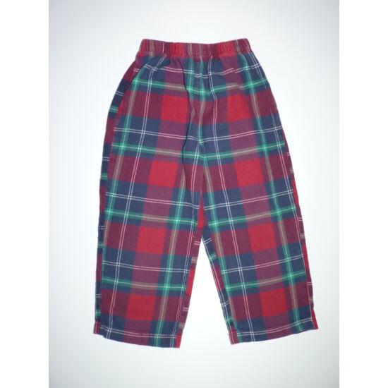 104/110-es kényelmes pamut nadrág