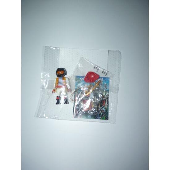 Playmobil kalóz figura kiegészítőkkel