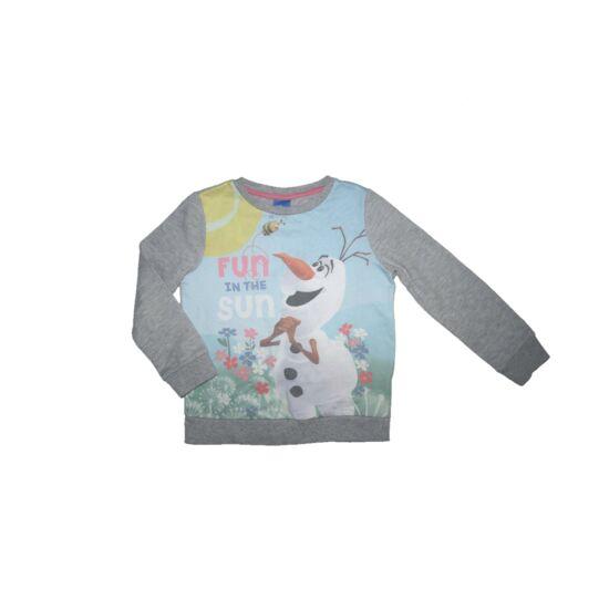 116-os Disney Jégvarázs Olaf pulóver