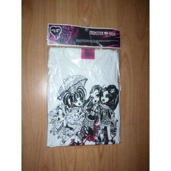 128/134-es új Monster High lány alsónemű szett