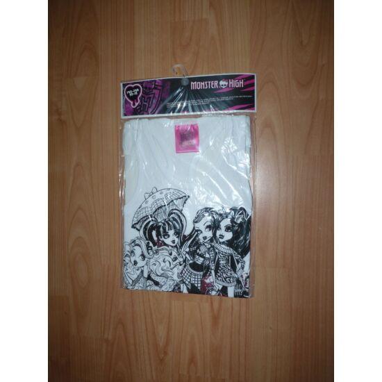 140/146-os új Monster High lány alsónemű szett
