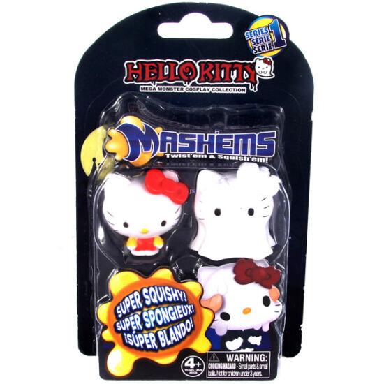 Hello Kitty Mashems - meglepetés figura szett