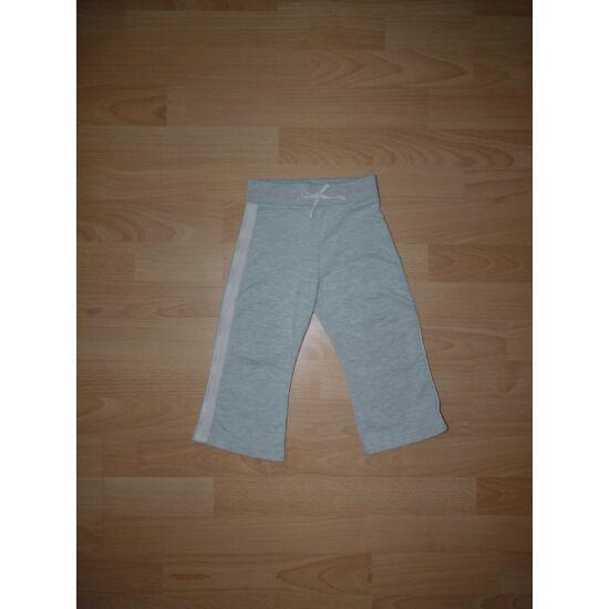 80/86-os vékony pamut szabadidő nadrág