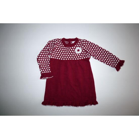 92-es tündéri kislány tavaszi kötött ruha