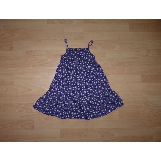 116-os H&M Hello Kitty szuper, lila ruha